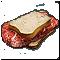 Бутерброд -Завтрак Рыцаря-толстый